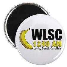 """Unique Radio station 2.25"""" Magnet (100 pack)"""