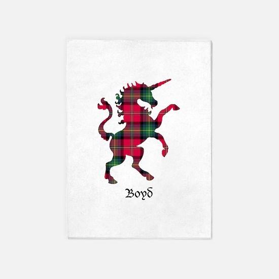 Unicorn - Boyd 5'x7'Area Rug