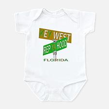 REP KEY WEST Infant Bodysuit