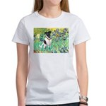 Irises / T (#1) Women's T-Shirt