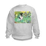Irises / T (#1) Kids Sweatshirt