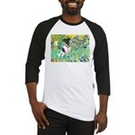 Irises / T (#1) Baseball Jersey