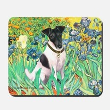 Irises / T (#1) Mousepad