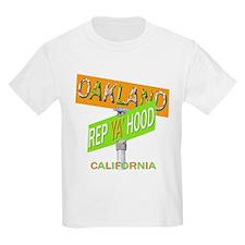 REP OAKLAND T-Shirt