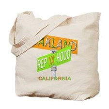 REP OAKLAND Tote Bag