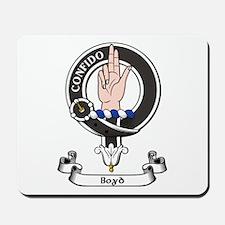 Badge - Boyd Mousepad