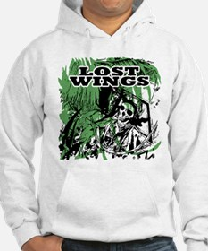 LOST WINGS Jumper Hoody