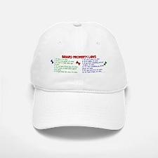 Briard Property Laws 2 Baseball Baseball Cap