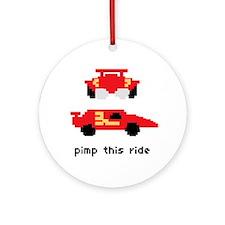 pimp my ride - Keepsake (Round)