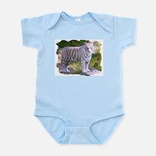 Standing White Tiger Infant Creeper