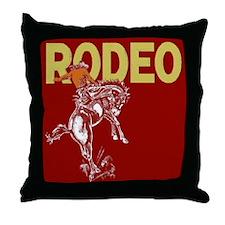 Rodeo Throw Pillow