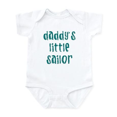 Daddy's Little Sailor Infant Bodysuit