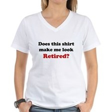 Make Me Look Retired Shirt