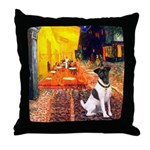 Cafe / Smooth T (#1) Throw Pillow