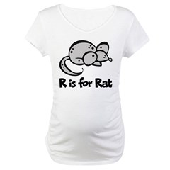 R is for Rat Shirt