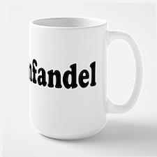 I Love Zinfandel Mug
