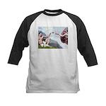 Creation / Smooth T (#1) Kids Baseball Jersey