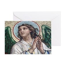 Peace Angel Greeting Card