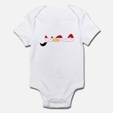 EGYPT ARABIC Infant Bodysuit