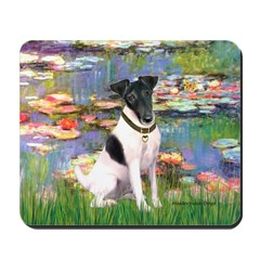 Lilies / Smooth T (#1) Mousepad