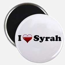 I Love Syrah Magnet