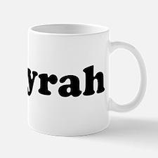 I Love Syrah Mug