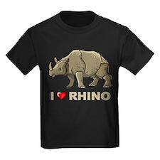 I Love Rhino T