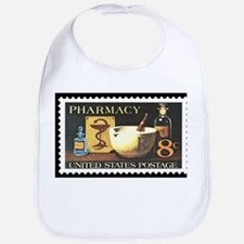 Pharmacist Stamp Collecting Bib