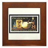Pharmacy Framed Tiles