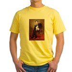Lincoln / Smooth T (#1) Yellow T-Shirt
