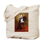 Lincoln / Smooth T (#1) Tote Bag