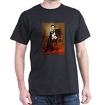 Lincoln / Smooth T (#1) Dark T-Shirt