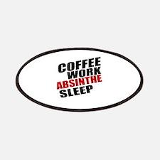 Coffee Work Absinthe Sleep Patch