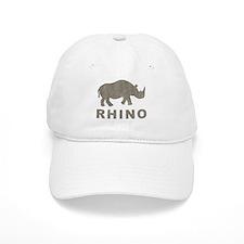 Vintage Rhino Baseball Cap