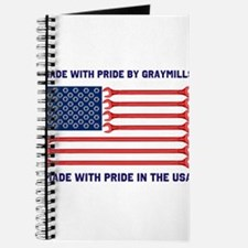 Made With Pride in the USA Journal