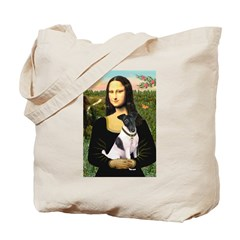 Mona's Smooth Fox Terrier (Bl Tote Bag