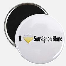 I Love Sauvignon Blanc Magnet