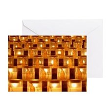 Votives Greeting Card