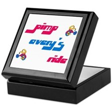 Pimp Avery's Ride Keepsake Box