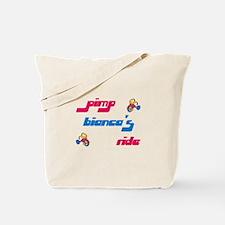 Pimp Bianca's Ride Tote Bag