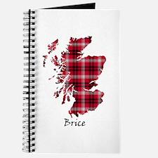 Map - Brice Journal