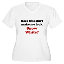 Make Me Look Snow White T-Shirt