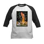 Fairies / Smooth T (#1) Kids Baseball Jersey