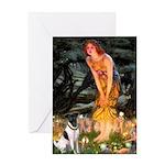 Fairies / Smooth T (#1) Greeting Card