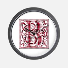 Monogram - Brice Wall Clock