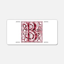 Monogram - Brice Aluminum License Plate