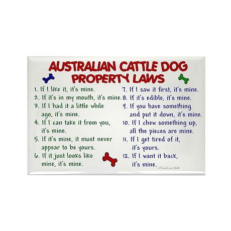 Australian Cattle Dog Property Laws 2 Rectangle Ma