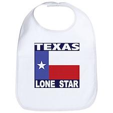 Texas Lone Star Bib