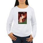 Angel / Smooth T (#1) Women's Long Sleeve T-Shirt