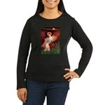 Angel / Smooth T (#1) Women's Long Sleeve Dark T-S